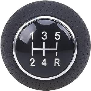 Bingohobby Schaltknauf 5 Gang Schalthebel Knäufe Gear Shift Knob Universal Auto Tuning Ersatz Autozubehör Reparaturteile Auto