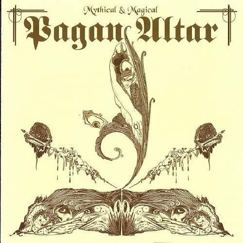 Pagan Altar: Mythical And Magical (Re-Release) (Audio CD)
