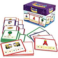 Junior Learning Word Builders Activity Cards by Junior Learning