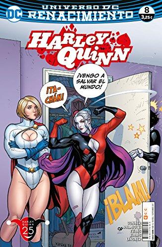 Harley Quinn núm. 16/8 (Renacimiento)