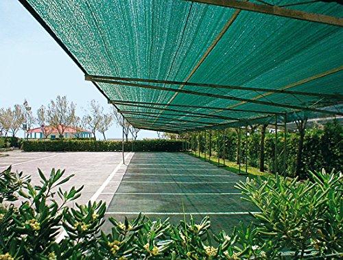 Schattennetz, 2x 10 m
