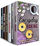 Weight Control Box Set (6 in 1) : Over 180 Baked Treats, Vegan, Air Fryer, Soup, Slow Cooker and Cas (Low Carb Meals Book 2) (English Edition)