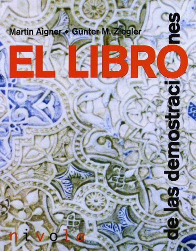 EL LIBRO de las demostraciones por Martin Aigner