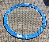 Universale Federabdeckung 395 cm Außendurchmesser für Trampolin Randabdeckung Randschutz Abdeckung PVC zweiseitig - UV beständig