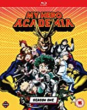 My Hero Academia: Season One Blu-ray [Reino Unido] [Blu-ray]