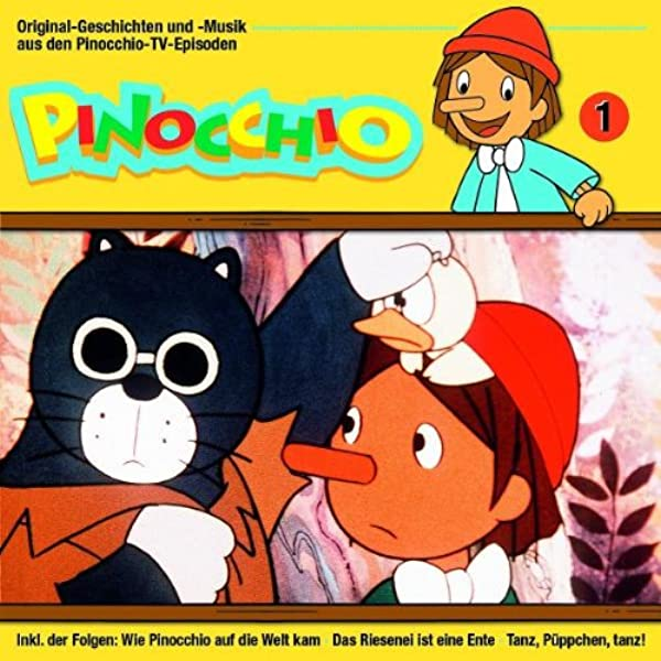 Pinocchio Folge 1 Pinocchio Amazon De Musik
