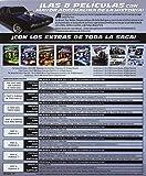 Fast & Furious Pack (FAST & FURIOUS (1-8) - BLU RAY -, Spanien Import, siehe Details für Sprachen) Test