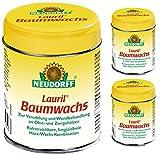 3 x 250 g Neudorff Lauril Baumwachs Veredelung Wundverschluss Balsam
