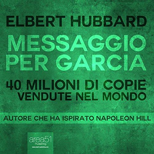 Messaggio per Garcia  Audiolibri