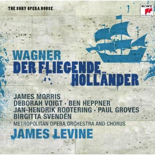 """Der Fliegende Holländer: """"Verloren! Ach! verloren!"""" (Holländer, Erik, Senta) (Voice)"""
