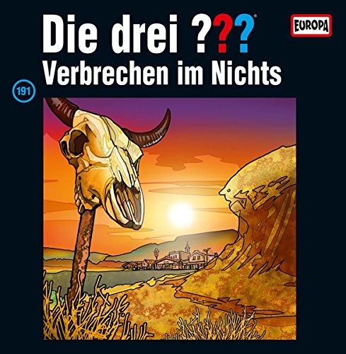 191/Verbrechen im Nichts [Vinyl LP] (10 Vinyl-schallplatten Unter)