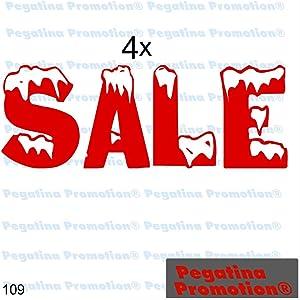 00a96403686f1 SALE Aufkleber Schaufenster Rabatt Ausverkauf Schlußverkauf Räumungsverkauf  % Ladenausstattung & -werbung