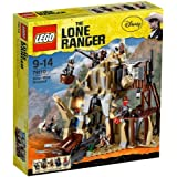 LEGO The Lone Ranger - 79110 - Jeu de Construction - L'attaque de la Mine d'argent