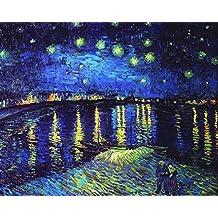 Amazon.it: Quadro Stampa Van Gogh