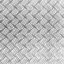 Klebefolie INDUSTRIAL OPTIK METALL RIFFEL GLANZEND MIT STRUKTUR Dekofolie Mobelfolie Tapeten Selbstklebende Folie PVC