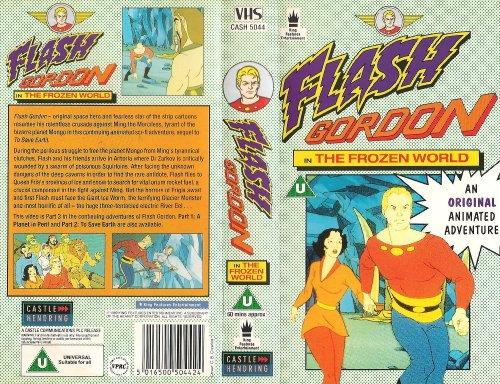 Preisvergleich Produktbild Flash Gordon-Frozen World [VHS]
