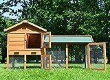 Stall Nr 1 Kaninchenstall Hasenstall Kaninchenkäfig Hasenkäfig Meerschweinchenstall -