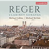 Reger: Clarinet Sonatas