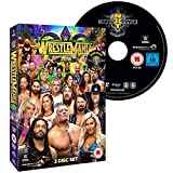 WWE: WrestleMania 34 + NXT TakeOver - New Orleans Bonus DVD [DVD]