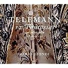 Telemann: 12 Fantasien für Violine solo TWV 40:14-25, Hamburg 1735