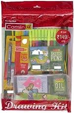 Camel Camlin Kokuyo Drawing Kit Combo 149