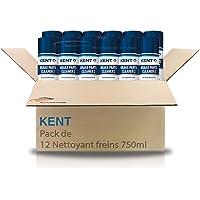 Kent Nettoyant Freins Lot de 12 Brake Parts Cleaner 2-750ml