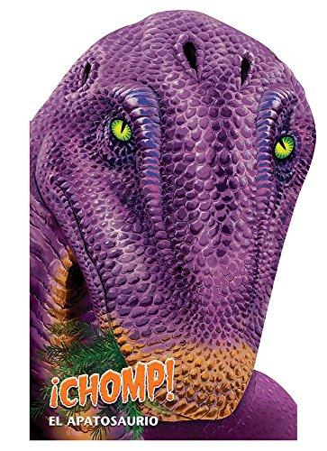 Chomp! El Apatosaurio/Chomp! Apatosaurus par  (Cartonné - Apr 30, 2012)