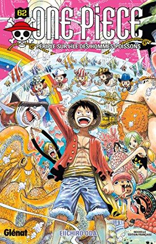 One Piece - Édition originale - Tome 62 : Périple sur lîle des hommes-poissons