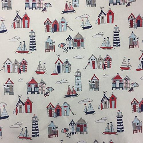 happy-days-nautico-100-cotone-stampa-woodlands-collezione-ragazzi-ragazze-bambini-bambini-copripiumi