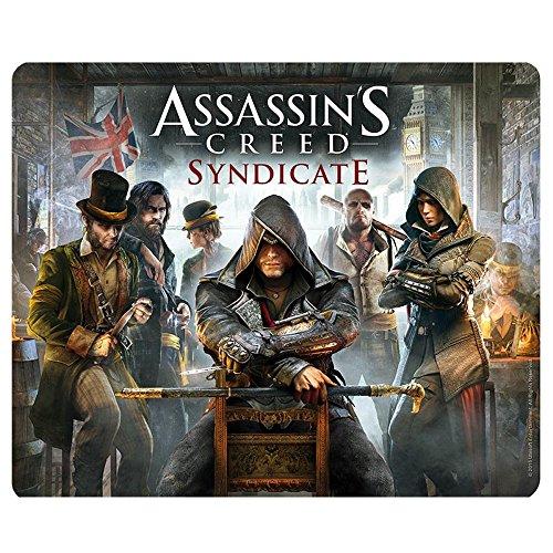 Preisvergleich Produktbild Assassins Creed - Mausmatte Mauspad - Syndicate - Jacket - 23 x 19 cm