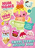 Num Noms Sweet Treats Activity Book: Over 1000 Stickers, Including 40 Scented Stickers (Scented Sticker Activity Book)