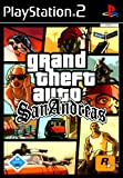 Grand Theft Auto: San Andreas - [Playstation 2] -