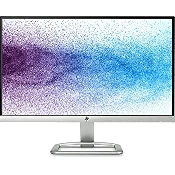 Hp 22es ecran pc full hd 21 5 argent noir ips led 54 61 for Ecran pc brillant