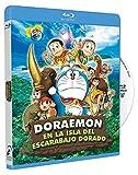 Doraemon En Busca Del Escarabajo Dorado [Blu-ray]