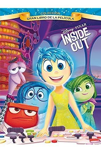 Inside Out. Gran libro de la película