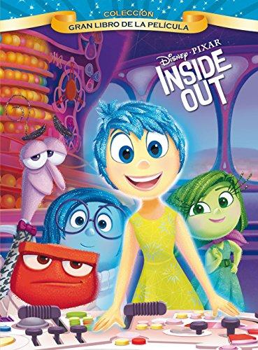 Inside Out. Gran libro de la película (Disney. Inside out)