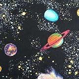 Platz Planeten und Magic Stars Craft Kleid machen Quilting