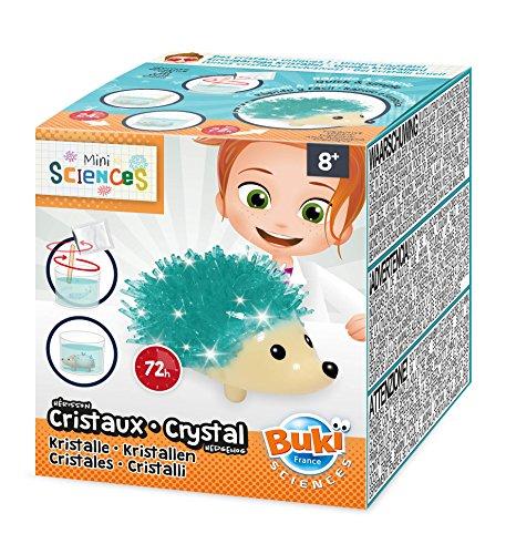 BUKI 9008 - Mini Ciencias Cristales