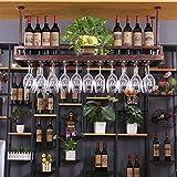 WURE Eisen Hängende Weingestell Home Bar Weinglas Halter Kreative Becherhalter Teleskop Boom Wasserdicht/Feuerfest / Feuchtigkeit/Rost / Durable