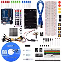 Kuman K1 Starter Learning Kits for arduino with UNO R3
