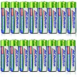 ACDelco Ni-MH 2000 MAh Precharged AA Rechargeable Batteries, 16-Count