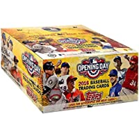 Topps Opening Day MLB Baseball Hobby Box Édition 2016