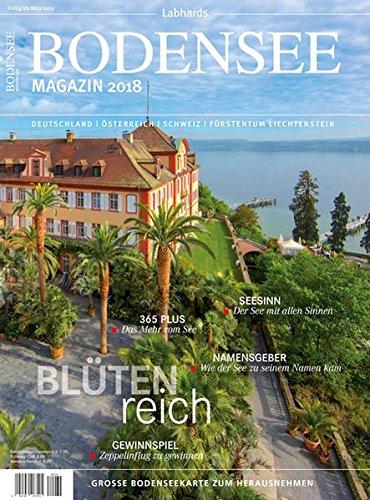 Bodensee Magazin 2018: Die besten Seiten für traumhafte Ferien