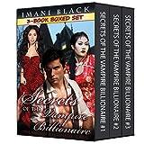 Secrets of the Vampire Billionaire 3-book Boxed Set Bundle (Seduced by the Vampire Billionaire 2)