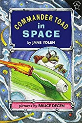 Commander Toad in Space (Commander Toad (Paperback))