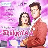 Shukriyaa