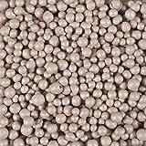 Effekt Dekoperlen 4-8 mm beige, 2000 ml, Tischdeko, Deko für Hochzeit, Tischdekoration beige, Effekt Perlen beige