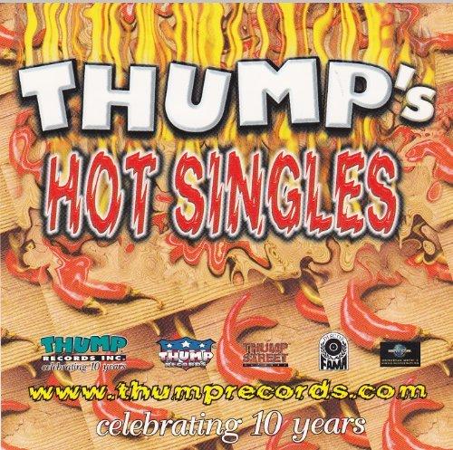 Thump's Hot Singles by Chacho Jonny Z D.J. U-N-Neek (featuring BoneThugs-N-Harmony) (2000-08-03) (Single Coronado)