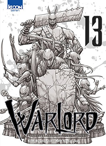 Book's Cover of Warlord T13 13