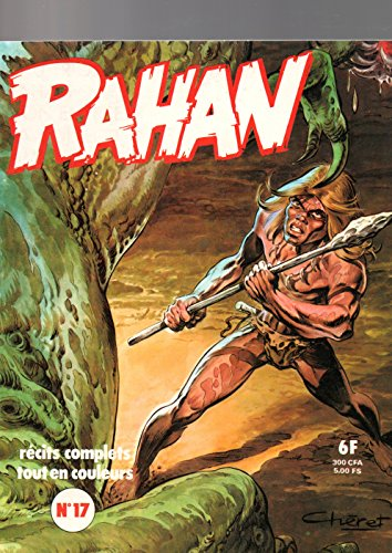 Rahan n°17.